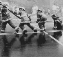 Firefighters  by Lynn Stratton