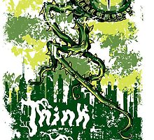 Think Green by iRoN Design