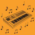 Keyboard by Sharon Stevens