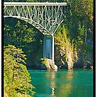 DECEPTION PASS BRIDGE by YELLOWJACKET