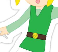 Toon Link Sticker