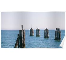 Orient Point, Long Island Poster