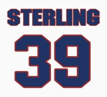 National football player Sterling Moore jersey 39 by imsport