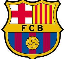FC Barcelona Crest by dawidtur