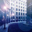 Old London by Arie van der Wijst