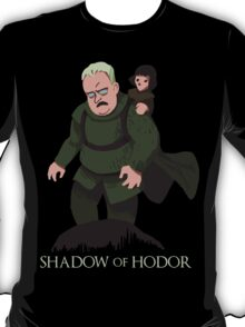 Shadow of Hodor T-Shirt