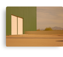 Abstract Arizona Canvas Print