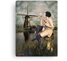 Which Way the Wind? Canvas Print
