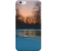 Spiral Sunset iPhone Case/Skin