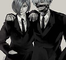 Ghouls by noravannah