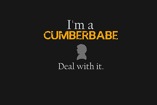 Deal with it: Benedict Cumberbatch by Adam Dens
