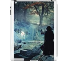 The Silver Doe BIG/Harry Potter iPad Case/Skin