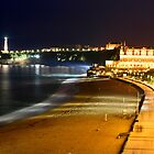 Biarritz Happy Hour by Jason Harding