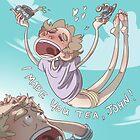 I MADE YOU TEA! by KrisKenshin