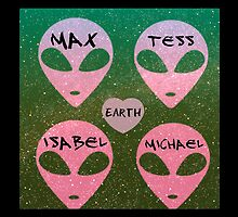 roswell royal four tv show aliens earth names by shesxmagic
