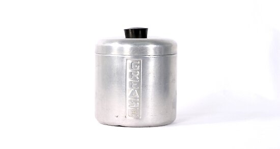 Grease Container by Jason Michaels