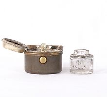Portable Inkwell by Jason Michaels