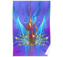 Fire Fairies Poster