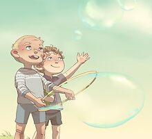 Bubbles by KrisKenshin