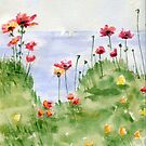 Spring Delight by Diane Hall
