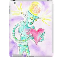 Brain Forces the Love Back Inside. iPad Case/Skin