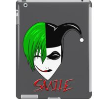Smile iPad Case/Skin