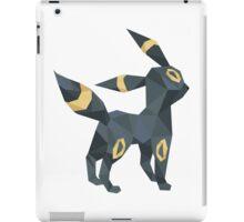 Origami Umbreon iPad Case/Skin