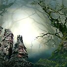 Blair Witch Woods Trio by Igor Zenin
