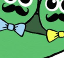 Two Peas in a Pod Sticker