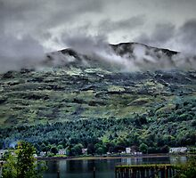 Arrochar by davey lennox