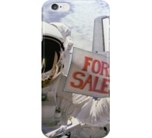 Space Shuttle For Sale iPhone Case/Skin