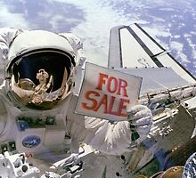 Space Shuttle For Sale by Vintagee