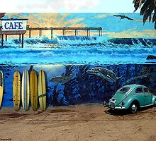 High Tide by Larry Butterworth