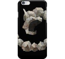 onix iPhone Case/Skin