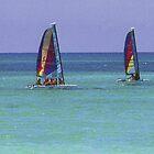 Come Sail Away....... by Carol Barona