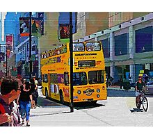 Sightseeing In Toronto-Art Prints-Mugs,Cases,Duvets,T Shirts,Stickers,etc Photographic Print