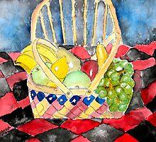 still life fruit by derekmccrea