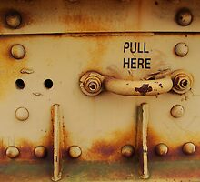 Pull Here by Jessie Harris