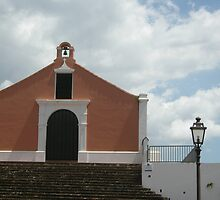 San German Church in Puerto Rico by patricjason