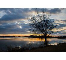 Peaceful Evening Photographic Print