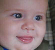 Mark 7 months old by lsmond