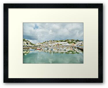 Portrait of Torquay by Catherine Hamilton-Veal  ©