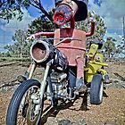 Easy Rider Horse by Paul Amyes