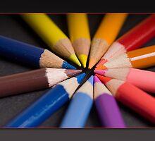 Pencils by Simon Coates