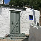 Fishermans Cottage at Hydra by DRWilliams
