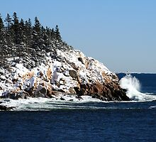 Winter in Nova Scotia by HALIFAXPHOTO