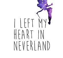 I Left my Heart in Neverland by nuggetjunkie