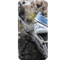 My Path Goes Up iPhone Case/Skin