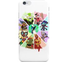 Chesnaught & Lopunny iPhone Case/Skin