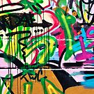Urban Scrawl by eyeshoot